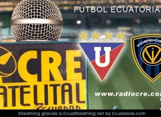 Liga de Quito vs Independiente del Valle