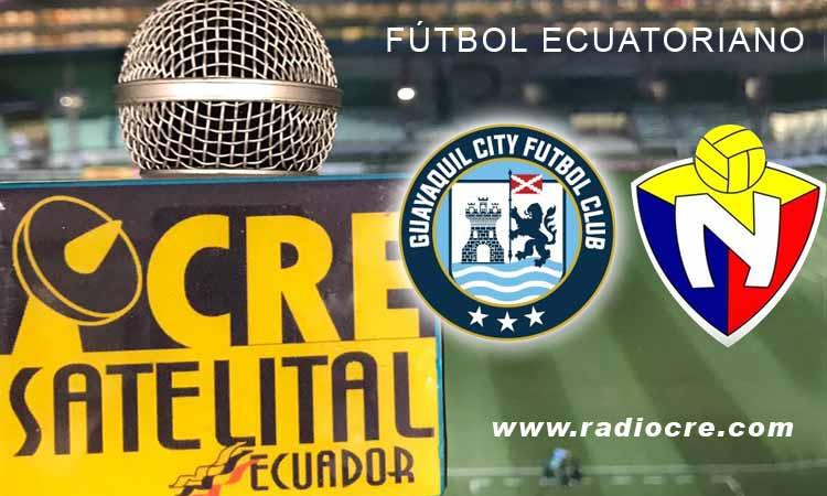 Guayaquil City vs El Nacional