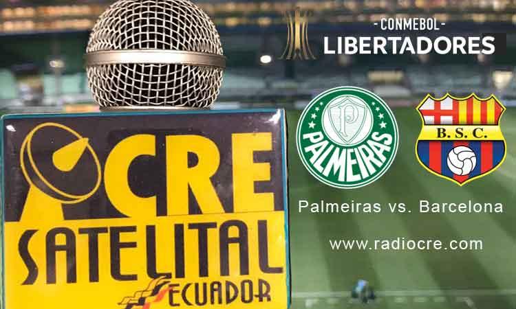 Palmeiras vs. Barcelona