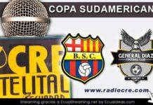 Barcelona SC vs General Diaz