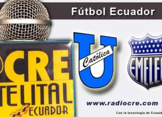 Emelec, Católica, Fútbol, Campeonato Ecuatoriano de Fútbol,