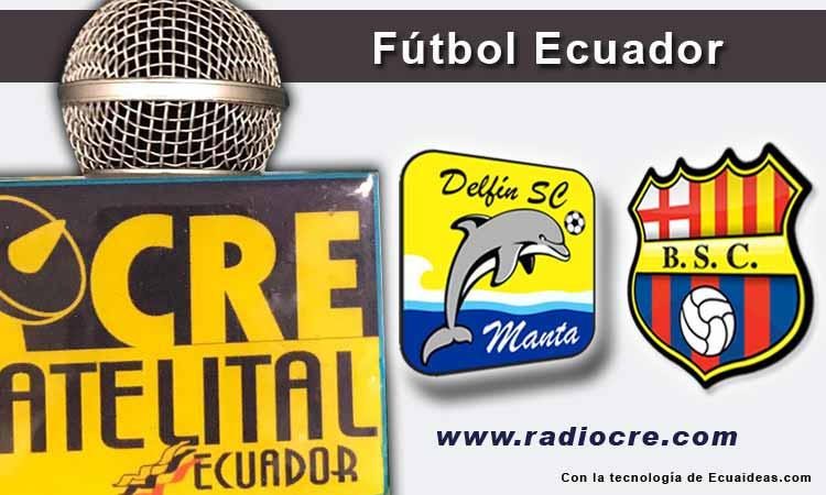 Delfín, Barcelona, Fútbol, Campeonato Ecuatoriano de Fútbol,
