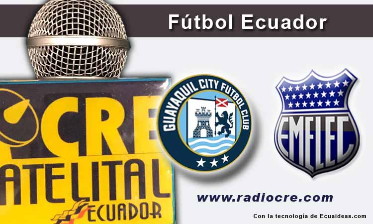 Guayaquil City vs Emelec