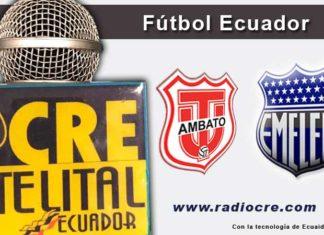 Fútbol, Campeonato Ecuatoriano, Emelec,