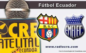 Emelec, Barcelona, Futbol, Campeonato Ecuatoriano,