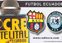 Barcelona, Guayaquil City, Fútbol, Campeonato Ecuatoriano,