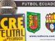 Deportivo Cuenca, Barcelona, Fútbol, Campeonato Ecuatoriano,