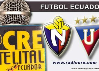 El Nacional, Liga de Quito, Fútbol, Campeonato Ecuatoriano,