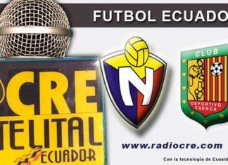 EL Nacional, Deportivo Cuenca, Fútbol, Campeonato Ecuatoriano,