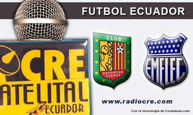 Deportivo Cuenca, Fútbol, Emelec, Campeonato Ecuatoriano,