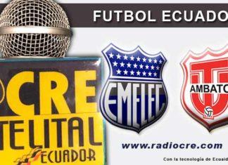 Emelec, Fútbol, Campeonato Ecuatoriano,