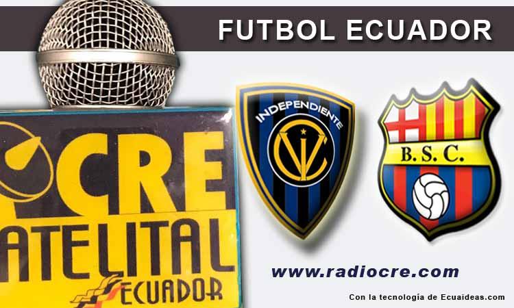 Barcelona, Fútbol, Campeonato Ecuatoriano,