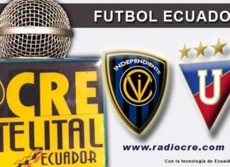 Independiente, Liga de Quito, Fútbol, Campeonato Ecuatoriano,