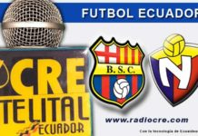 Barcelona, El Nacional, Fútbol, Campeonato Ecuatoriano,
