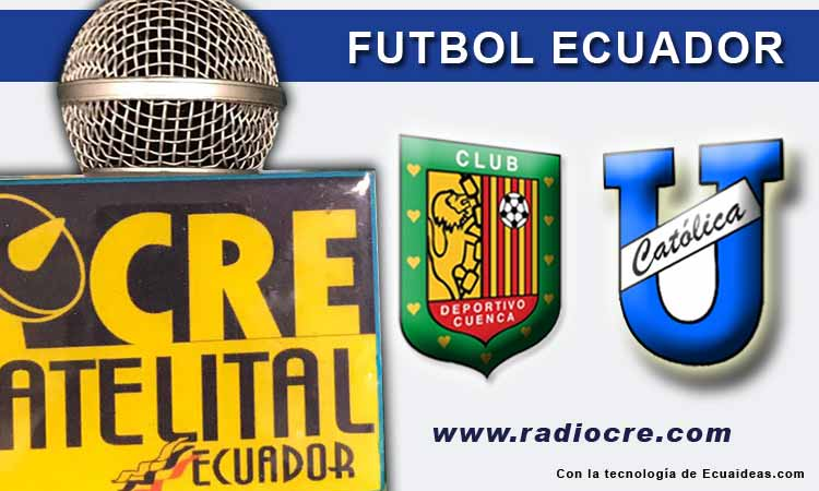 Deportivo Cuenca, Fútbol, U. Católica, Campeonato Ecuatoriano,