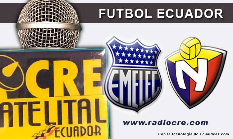Emelec, Fútbol, El Nacional, Campeonato Ecuatoriano,