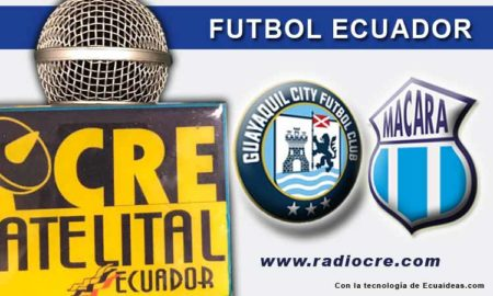 Guayaquil City, Fútbol, Macará, Campeonato Ecuatoriano,