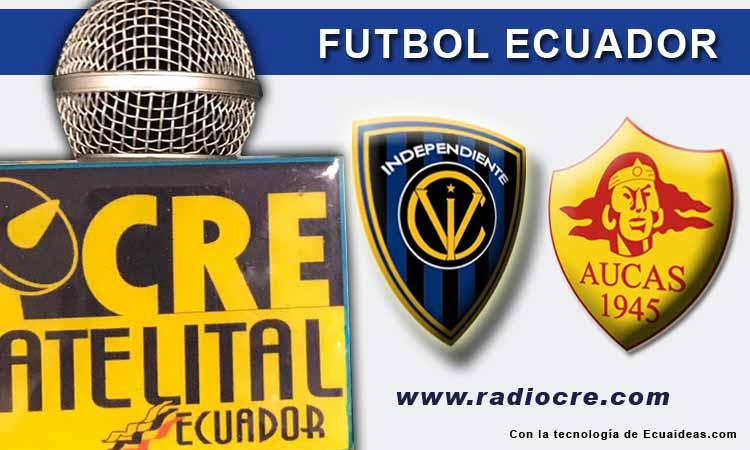 Independiente, Fútbol, Aucas, Campeonato Ecuatoriano,