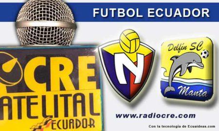 El Nacional, Fútbol, Delfín, Campeonato Ecuatoriano,