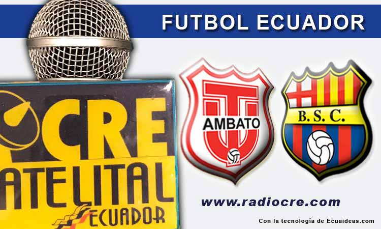 Técnico Universitario, Fútbol, Campeonato Ecuatoriano, Barcelona,