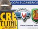 Jorge Wilstermann, Fútbol, Copa Sudamericana, FOX Sport,
