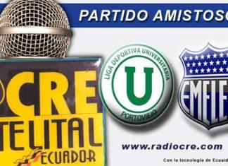 Liga de Portoviejo, Fútbol, Campeonato Ecuatoriano, En Vivo, Emelec,