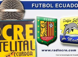 Deportivo Cuenca, Fútbol, Delfín, Campeonato Ecuatoriano, En Vivo,