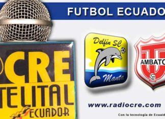 Delfín, Fútbol, Técnico Universitario, Campeonato Ecuatoriano,