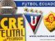 Liga de Quito, Fútbol, Aucas, GOL TV, En Vivo, Campeonato Ecuatoriano,