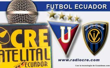 Liga de Quito, Fútbol, Aucas, Campeonato Ecuatoriano, En Vivo,