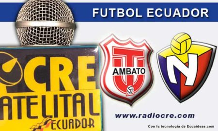 Técnico Universitario, En Vivo, Fútbol, El Nacional, Campeonato Ecuatoriano,