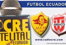 Aucas, Fútbol, Técnico Universitario, Campeonato Ecuatoriano, En Vivo,