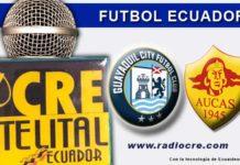 Guayaquil City, Fútbol, Aucas, Campeonato Ecuatoriano, En Vivo,