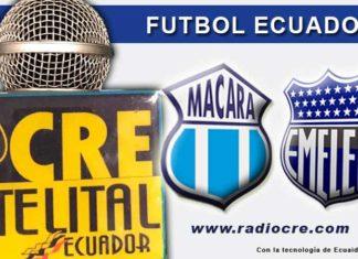 Macará, Fútbol, Emelec, Campeonato Ecuatoriano,