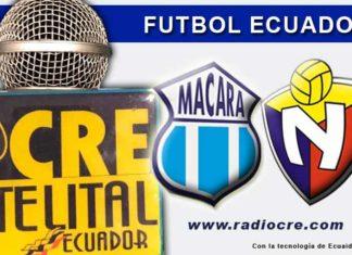 Macará, Fútbol, El Nacional, Campeonato Ecuatoriano, En Vivo,