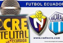 El Nacional, Fútbol, Macará, En Vivo, Campeonato Ecuatoriano,