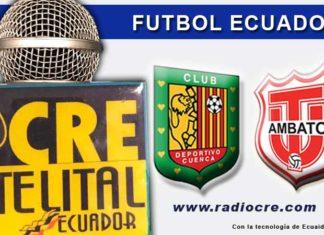 Deportivo Cuenca, Fútbol. Técnico Universitario,