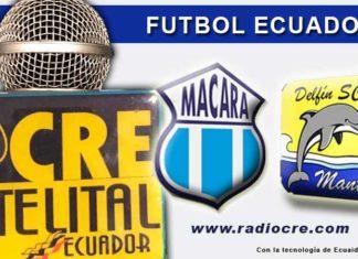 Macará, Fútbol, Delfín, Campeonato Ecuatoriano, En Vivo,