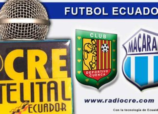 Deportivo Cuenca vs Macará,
