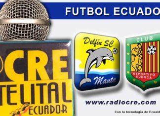 Delfín, Deportivo Cuenca, Fútbol, Campeonato Ecuatoriano,
