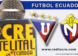 Liga de Quito vs El Nacional