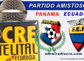 Panama, Futbol, Ecuador, Partido Amistoso,