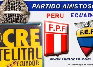Peru vs Ecuador