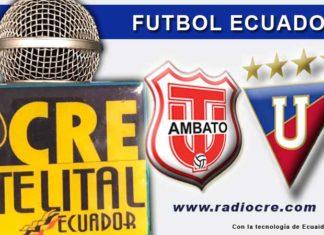 Técnico vs Liga de Quito