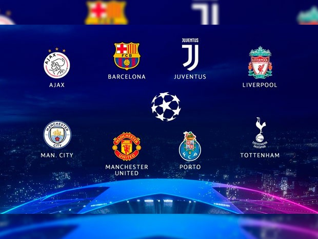 Cuartos De Final Champions League 2019