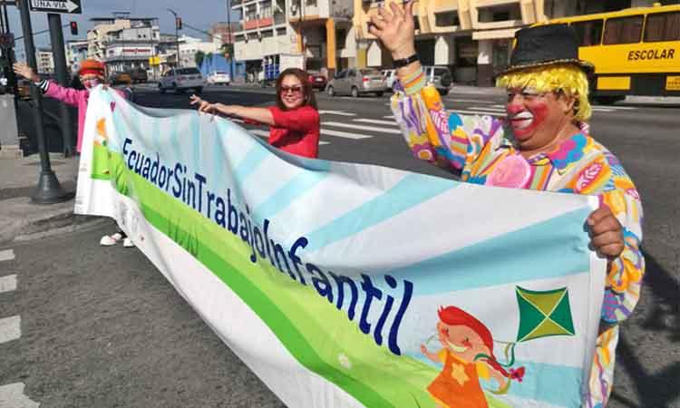 Actividades En Guayaquil Y Durán Por El Día Mundial Contra